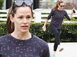 LOS ANGELES, CA - JUNE 09: Jennifer Garner is seen on June 09, 2016 in Los Angeles, California.  (Photo by BG004/Bauer-Griffin/GC Images)