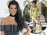 Kourtney Kardashian takes part in a photo call to celebrate her appointment as Global Brand Ambassador for Manuka Doctor, a high-performing, naturally-inspired skincare line powered by Manuka Honey and patented Purified Bee Venom