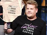 LATE NIGHT WITH SETH MEYERS -- Episode 380 -- Pictured: Talkshow host James Corden during an interview on June 8, 2016 -- (Photo by: Lloyd Bishop/NBC/NBCU Photo Bank via Getty Images)