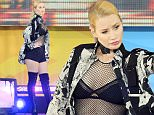 Mandatory Credit: Photo by Startraks Photo/REX/Shutterstock (5725618o)\nIggy Azalea\n'Good Morning America' Summer Concert Series, New York, USA - 10 Jun 2016\nIggy Azalea Performs on Good Morning America's Summer Concert Series\n