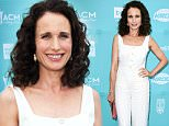SANTA MONICA, LOS ANGELES, CA, USA - JUNE 09: Heal the Bay's Annual Bring Back the Beach Gala 2016 held at Jonathan Beach Club on June 9, 2016 in Santa Monica, Los Angeles, California, United States. (Photo by Xavier Collin/Image Press/Splash News)\n\nPictured: Andie MacDowell\nRef: SPL1298713  090616  \nPicture by: Xavier Collin/Image Press/Splash\n\nSplash News and Pictures\nLos Angeles: 310-821-2666\nNew York: 212-619-2666\nLondon: 870-934-2666\nphotodesk@splashnews.com\n