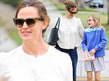 Mandatory Credit: Photo by Startraks Photo/REX/Shutterstock (5725389l)\nJennifer Garner\nJennifer Garner out and about, Los Angeles, USA - 09 Jun 2016\nJennifer Garner Around Town in La\n