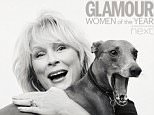 EMBARGOED UNTIL 00:01 TONIGHT  Jennifer Saunders - Glamour Magazine  TERMS AND CONDITIONS  1.The Publisher shall publish the photographs under the licence hereby granted in the publication not later than the publication date; if the Publisher fails to do so the licence shall automatically terminate at the end of the publication date and in that event CNP shall be entitled to receive and to retain the agreed fee and thereafter to license publication of the photograph in any other publication.  2.The Publisher shall not alter, cut or add to the photographs without the prior consent of CNP.  3.The accompanying text will be wholly positive regarding the originating magazine (GLAMOUR) and the subject.  4.The Publisher shall run the cover of GLAMOUR alongside.  5.The Publisher shall link to Glamour.com and run in full the credit line: ?See the full interview in the July Women of the Year issue of GLAMOUR on sale now.?   6.The Publisher shall print alongside each photograph a credit to