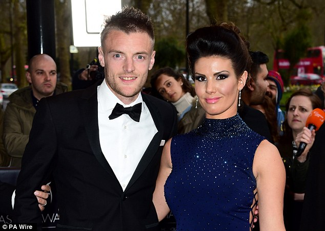 The striker marries his fiancee Rebekah Nicholson (right) on Wednesday, having been given leave by England