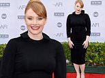 Pictured: Bryce Dallas Howard\nMandatory Credit � Gilbert Flores/Broadimage\n2016 AFI Life Achievement Award Gala \n\n6/9/16, Hollywood, CA, United States of America\n\nBroadimage Newswire\nLos Angeles 1+  (310) 301-1027\nNew York      1+  (646) 827-9134\nsales@broadimage.com\nhttp://www.broadimage.com