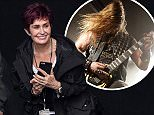 11 Jun 2016 - Donington - UK  Sharon Osbourne spotted supporting husband Ozzy Osbourne at Download Festival as Black Sabbath headlined the rock festival held at Donington Park!   BYLINE MUST READ : XPOSUREPHOTOS.COM  ***UK CLIENTS - PICTURES CONTAINING CHILDREN PLEASE PIXELATE FACE PRIOR TO PUBLICATION ***  **UK CLIENTS MUST CALL PRIOR TO TV OR ONLINE USAGE PLEASE TELEPHONE   44 208 344 2007 **