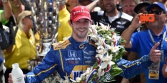 Rossi revels in 'life-changing' Indy500 win