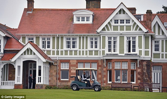 Muirfield golf club has been banned from hosting The Open because it won't accept women members