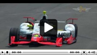 Video: Indianapolis 500 race highlights