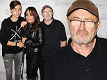 Picture Shows: Nicholas Collins, Orianne Cevey, Phil Collins  June 11, 2016\n \n Phil Collins and his family attend 'The Little Dreams Foundation' auditions at Paradise Live held at the Seminole Hard Rock Hotel & Casino in Hollywood, Florida.\n \n Non Exclusive\n UK RIGHTS ONLY\n \n UK RIGHTS ONLYPictures by : FameFlynet UK © 2016\n Tel : +44 (0)20 3551 5049\n Email : info@fameflynet.uk.com