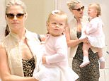 Picture Shows: Ali Larter, Vivienne MacArthur  June 10, 2016\n \n Actress Ali Larter spotted out for lunch with her daughter Vivienne at the M Cafe in Beverly Hills, California. Ali has worked hard to loose the baby weight after her two kids.\n \n Non-Exclusive\n UK RIGHTS ONLY\n \n Pictures by : FameFlynet UK © 2016\n Tel : +44 (0)20 3551 5049\n Email : info@fameflynet.uk.com