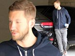 Los Angeles, CA - Newly single Calvin Harris makes it to a Saturday workout session at his gym in Los Angeles.\n AKM-GSI June 11, 2016\n \n To License These Photos, Please Contact :\n \n Maria Buda\n (917) 242-1505\n mbuda@akmgsi.com\n sales@akmgsi.com\n \n or \n \n Mark Satter\n (317) 691-9592\n msatter@akmgsi.com\n sales@akmgsi.com\n www.akmgsi.com\n