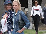 153480, EXCLUSIVE: Romee Strijd, Sara Sampaio, Taylor Hill and Jasmine Tookes continue their shopping domination of Los Angeles by stopping in Venice Beach for the next leg of their spree. Los Angeles, California - Saturday June 11, 2016. Photograph: © PacificCoastNews. Los Angeles Office: +1 310.822.0419 UK Office: +44 (0) 20 7421 6000 sales@pacificcoastnews.com FEE MUST BE AGREED PRIOR TO USAGE
