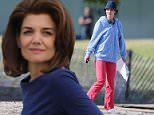 Katie Holmes takes a break from acting and directs Matthew Perry on the set of 'The Kennedy After Camelot' filming in Toronto.\n\nPictured: Katie Holmes\nRef: SPL1299872  100616  \nPicture by: Macca / Splash News\n\nSplash News and Pictures\nLos Angeles: 310-821-2666\nNew York: 212-619-2666\nLondon: 870-934-2666\nphotodesk@splashnews.com\n