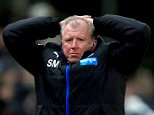 File photo dated 02-03-2016 of Newcastle United manager Steve McClaren. PRESS ASSOCIATION Photo. Issue date: Sunday June 12, 2016. Former Newcastle boss Steve McClaren has admitted his failure to impose his will at St James' Park cost him any chance of making his reign on Tyneside a success. See PA story SOCCER Newcastle. Photo credit should read Mike Egerton/PA Wire.