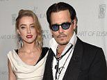 Actors Johnny Depp and Amber Heard attend the 8th Annual Heaven Gala presented by Art of Elysium and Samsung Galaxy at Hangar 8 on January 10, 2015 in Los Angeles, California.    According to reports, actors Johnny Depp and Amber Heard will marry on Depps private island in the Bahamas next weekend, February 7th or 8th, 2015. This would be the first marriage for Heard. Depp was previously married to Lori Anne Allison in the 1980s and was partner to Vanessa Paradis for fourteen years. He has two children with Paradis.  LOS ANGELES, CA - JANUARY 10:   FILE  FEBRUARY 01, 2015: (Photo by Jason Merritt/Getty Images  for Art of Elysium)