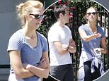 EXCLUSIVE ***NO WEB*** Karlie Kloss is seen getting into a fight with her øøboyfriend Joshua Kushner. She is seen crying and very upset. Afterwards they are seen visiting apartment together in the West Village in New York.\n11 June 2016.\nPlease byline: Vantagenews.com