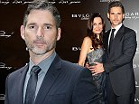 SYDNEY, AUSTRALIA - APRIL 10:  Eric Bana (R) and Rebecca Gleeson attend the 130th Anniversary of Bvlgari Gala Dinner on April 10, 2014 in Sydney, Australia.  (Photo by Caroline McCredie/Getty Images)