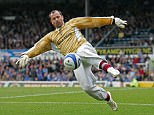 After loan spells with West Ham and Aston Villa, Kiraly joined Burnley where he spent two years
