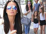 eURN: AD*209284962  Headline: Kyle Richards brings the family to Il Pastaio Caption: Beverly Hills, CA - Reality TV Star Kyle Richards and her family wrap up lunch at Il Pastaion. The 'Bravo' star wore a cream blouse with skinny jeans and brown leather strap heels. AKM-GSI       June 10, 2016 To License These Photos, Please Contact : Maria Buda (917) 242-1505 mbuda@akmgsi.com sales@akmgsi.com or Mark Satter (317) 691-9592 msatter@akmgsi.com sales@akmgsi.com www.akmgsi.com Photographer: HOCN  Loaded on 11/06/2016 at 00:28 Copyright:  Provider: RC/AKM-GSI  Properties: RGB JPEG Image (6232K 1666K 3.7:1) 1191w x 1786h at 300 x 300 dpi  Routing: DM News : GeneralFeed (Miscellaneous) DM Showbiz : SHOWBIZ (Miscellaneous) DM Online : Online Previews (Miscellaneous), CMS Out (Miscellaneous)  Parking: