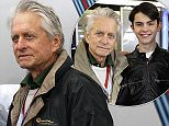 Michael Douglas spotted at Formula One World Championship, Rd7, Canadian Grand Prix, Qualifying in Montreal, Canada.\n\nPictured: Formula One World Championship\nRef: SPL1300677  110616  \nPicture by: Sutton / Corbis \n\n
