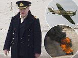 Actor on the movie set of Christopher Nolan movie Dunkirk  at Dunkirk France on June 10th 2016  Pictured: Kenneth Branagh Ref: SPL1298888  110616   Picture by: KCS Presse / Splash News  Splash News and Pictures Los Angeles: 310-821-2666 New York: 212-619-2666 London: 870-934-2666 photodesk@splashnews.com