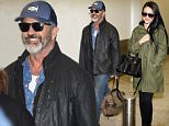 *PREMIUM-EXCLUSIVE* Sydney, NSW - Mel Gibson arrives in Sydney with girlfriend ahead of his appearance duties at the Sydney Film Festival. \nBackGrid 13 JUNE 2016 \nFor content licensing please contact BackGrid Australia at:\nPhone: +61 2 9212 2622 / +61 410 818 463\nEmail:  photos@backgrid.com.au