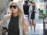 West Hollywood, CA - Charlotte McKinney stops by Alfred Coffee in Weho. The 22-year-old model is wearing an olive green bodycon dress paired with a khaki duster coat and beige ankle boots. \nAKM-GSI          June 13, 2016\nTo License These Photos, Please Contact :\nMaria Buda\n(917) 242-1505\nmbuda@akmgsi.com\nsales@akmgsi.com\nor \nMark Satter\n(317) 691-9592\nmsatter@akmgsi.com\nsales@akmgsi.com\nwww.akmgsi.com