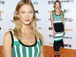 """NEW YORK, NY - JUNE 13: Model Karlie Kloss attends the premiere of EPIX original documentary """"Serena"""" at SVA Theatre on June 13, 2016 in New York City.  (Photo by Jim Spellman/WireImage)"""