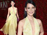 Lucy Liu arrives at the Tony Awards at the Beacon Theatre on Sunday, June 12, 2016, in New York. (Photo by Charles Sykes/Invision/AP)