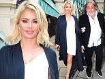 12.June.2016 - LONDON - UK **EXCLUSIVE ALL ROUND PICTURES** 'Towie' star Chloe Sims has fun at a Christening at Harrys Bar in london with her millionaire friend Robert Tchenguiz! BYLINE MUST READ : XPOSUREPHOTOS.COM ***UK CLIENTS - PICTURES CONTAINING CHILDREN PLEASE PIXELATE FACE PRIOR TO PUBLICATION *** **UK CLIENTS MUST CALL PRIOR TO TV OR ONLINE USAGE PLEASE TELEPHONE  44 208 344 2007 ***