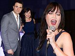 Editorial Use Only - No Merchandising\nMandatory Credit: Photo by JABPhotography/REX/Shutterstock (5729421dg)\nDaisy Lowe, Tanya Burr and Jim Chapman with Guest\nGQ and One For The Boys with Swatch host London Collections Men closing night karaoke, Abbey Road Studios, London, UK - 13 Jun 2016\n