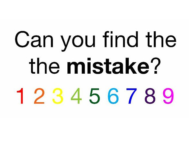 This is the latest brain-teaser taking the internet by storm, inviting people to take on the challenge in fewer than five seconds