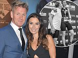 Mandatory Credit: Photo by Dominic O'Neill/REX/Shutterstock (5069069as) Gordon Ramsay and Tana Ramsay Boodles Boxing Ball in aid of The Gordon Ramsay Foundation, Grosvenor House, London, Britain - 12 Sep 2015