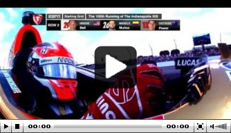 Video of the Day: 2016 Indianapolis 500