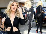 Picture Shows: Khloe Kardashian  June 13, 2016    Reality stars Khloe Kardashian, Kendall Jenner and Scott Disick spotted out for lunch at Il Pastaio in Beverly Hills, California. Khloe says she has been lonely since her brother moved out and her divorce from Lamar Odom so she was getting in some quality time with family members.    Non Exclusive  UK RIGHTS ONLY    Pictures by : FameFlynet UK © 2016  Tel : +44 (0)20 3551 5049  Email : info@fameflynet.uk.com