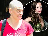 Picture Shows: Rose McGowan  June 13, 2016    Actress Rose McGowan leaves her hotel in the East Village in New York City, New York.  She was accompanied with a friend while she was out.    Non Exclusive  UK RIGHTS ONLY    Pictures by : FameFlynet UK © 2016  Tel : +44 (0)20 3551 5049  Email : info@fameflynet.uk.com