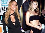 WATCH WHAT HAPPENS LIVE -- Pictured: Mariah Carey -- (Photo by: Charles Sykes/Bravo/NBCU Photo Bank via Getty Images)