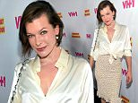 """WEST HOLLYWOOD, CA - JUNE 14:  Actress Milla Jovovich attends VH1's """"Barely Famous"""" Season 2 Party on June 14, 2016 in West Hollywood, California.  (Photo by Frazer Harrison/Getty Images for VH1)"""