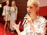 -Miami, FL - 6/15/16- Karolina Kurkova at The First Monday in May Screening and Q And A with Sarah Arison at Faena Hotel Miami Beach\n-PICTURED: Karolina Kurkova\n-PHOTO by: Seth Browarnik/startraksphoto.com\n-SB_148724\nEditorial - Rights Managed Image - Please contact www.startraksphoto.com for licensing fee\nStartraks Photo\nNew York, NY\nFor licensing please call 212-414-9464 or email sales@startraksphoto.com\nImage may not be published in any way that is or might be deemed defamatory, libelous, pornographic, or obscene. Please consult our sales department for any clarification or question you may have.\nStartraks Photo reserves the right to pursue unauthorized users of this image. If you violate our intellectual property you may be liable for actual damages, loss of income, and profits you derive from the use of this image, and where appropriate, the cost of collection and/or statutory damages.