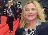 Kim Cattrall attending the Edinburgh International Film Festival 2016 opening-night gala, and the world premiere of Tommy's Honour, at the Festival Theatre in Edinburgh, Scotland. PRESS ASSOCIATION Photo. Picture date: Wednesday June 15, 2016. Photo credit should read: Jane Barlow/PA Wire