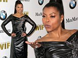 BEVERLY HILLS, CA - JUNE 15:  Actress Taraji P. Henson attends Women In Film 2016 Crystal + Lucy Awards Presented by Max Mara and BMW at The Beverly Hilton on June 15, 2016 in Beverly Hills, California.  (Photo by Frederick M. Brown/Getty Images)