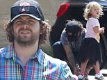 15.June.2016 - Malibu - USA\n*** STRICTLY AVAILABLE FOR UK AND GERMANY USE ONLY ***\nMalibu, CA - Jack Osbourne takes his daughter Pearl out to lunch at Soho House. The 30-year-old father helps Pearl tie her shoes before they walk inside together. Jack Osbourne, Pearl Osbourne\nBYLINE MUST READ : AKM-GSI-XPOSURE\n***UK CLIENTS - PICTURES CONTAINING CHILDREN PLEASE PIXELATE FACE PRIOR TO PUBLICATION ***\n*UK CLIENTS MUST CALL PRIOR TO TV OR ONLINE USAGE PLEASE TELEPHONE 0208 344 2007*