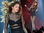 Picture Shows: Selena Gomez  June 14, 2016    Singer Selena Gomez performs at the Smoothie King Center in New Orleans, Louisiana, three days after friend and singer Christina Grimmie was murdered in Orlando.    Non Exclusive  UK RIGHTS ONLY    Pictures by : FameFlynet UK © 2016  Tel : +44 (0)20 3551 5049  Email : info@fameflynet.uk.com