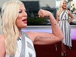 HOLLYWOOD, CA - JUNE 16:  Actress Tori Spelling visits Hollywood Today Live at W Hollywood on June 16, 2016 in Hollywood, California.  (Photo by David Livingston/Getty Images)