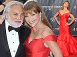 Jane Seymour with David Green attending the Closing Ceremony Red Carpet at 56th Monte-Carlo Television Festival  Pictured: Jane Seymour Ref: SPL1303121  160616   Picture by: fotostore / Splash News  Splash News and Pictures Los Angeles: 310-821-2666 New York: 212-619-2666 London: 870-934-2666 photodesk@splashnews.com