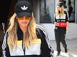 West Hollywood, CA - Rita Ora wears an Adidas outfit on a shopping trip to Wild Style on Melrose Ave in West Hollywood AKM-GSI   June  15, 2016 To License These Photos, Please Contact : Maria Buda (917) 242-1505 mbuda@akmgsi.com sales@akmgsi.com or  Mark Satter (317) 691-9592 msatter@akmgsi.com sales@akmgsi.com www.akmgsi.com
