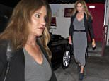 Caitlyn Jenner wearing a grey dress and a black cardigan was seen leaving through the back door of 'Craigs' Restaurant and getting behind the wheel of her new $300,000 Purple Porsche GT3 RS sports car in West Hollywood, CA\n\nPictured: Caitlyn Jenner\nRef: SPL1301895  140616  \nPicture by: SPW / Splash News\n\nSplash News and Pictures\nLos Angeles: 310-821-2666\nNew York: 212-619-2666\nLondon: 870-934-2666\nphotodesk@splashnews.com\n