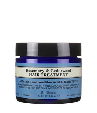 Rosemary & Cedarwood Hair Treatment, Neal's Yard Remedies