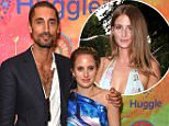 16 June 2016. Huggle Launch Party at Bumpkin, London. Rosie Fortescue, Hugo Taylor Credit: Andy Oliver/GoffPhotos.com   Ref: KGC-143